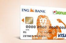 ING Bonus Kredi Kartı