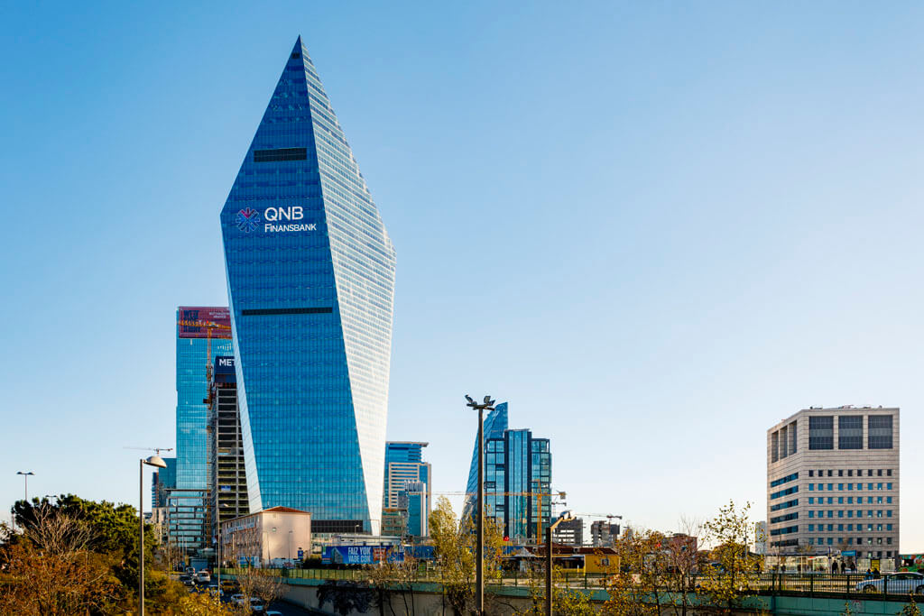Kristal Kule QNB Finansbank