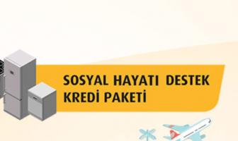 Vakıfbank Sosyal Hayatı Destek Paketi (Mobilya ve Beyaz Eşya Kredisi)