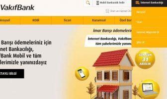 Vakıfbank İnternet Bankacılığı Kurumsal Giriş Nasıl Yapılır?